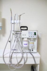 札幌市豊平区 たく歯科 訪問診療用ユニット かれんES