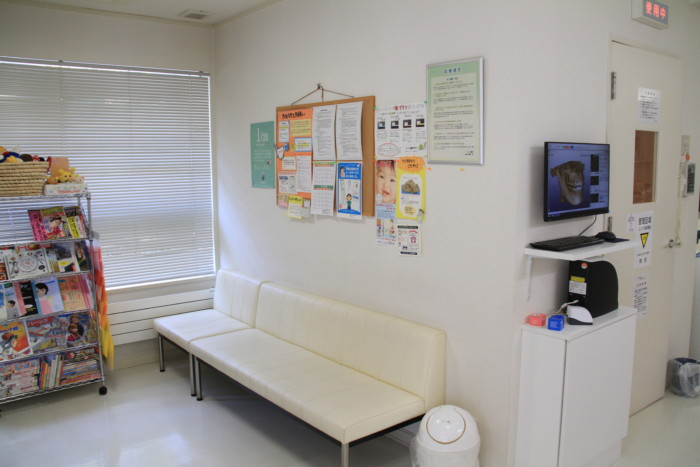 [clinicinfo key='clinic'] 待合室