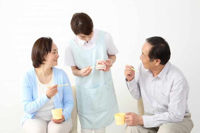 札幌市豊平区 たく歯科 プロフェッショナルケアとホームケア